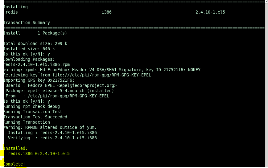 osql学习 redis NoSQL及其应用