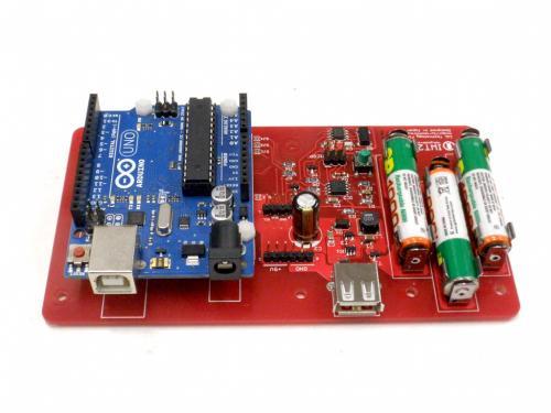 arduino拓展板