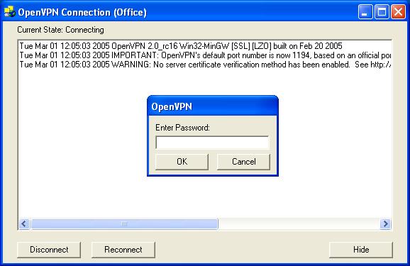 openvpn 2.3.3版