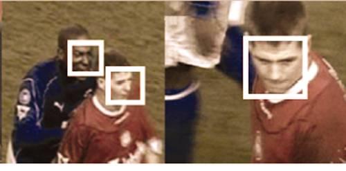 图5 人脸检测结果