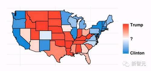 美国大选倒计时:R 语言和蒙特卡洛算法预测希拉里赢面高达89%